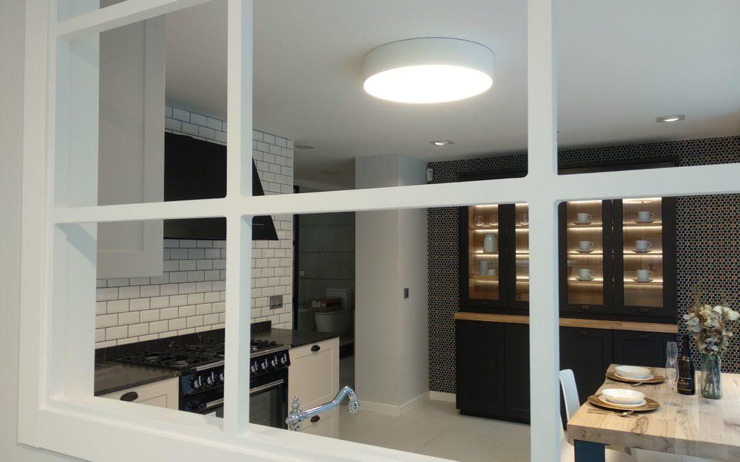 Nueva cocina de exposición de Coruña Interiores